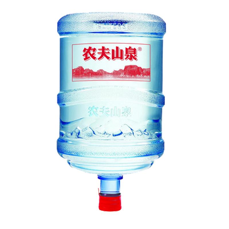 农夫山泉 桶装水 饮用天然水19L*1桶