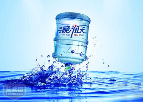 送水-桶装水-今晚润天饮用水