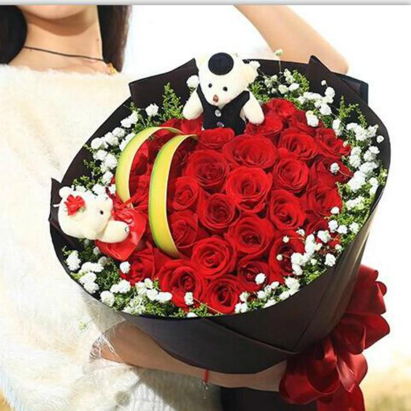 Невесты, красивые букеты для подруги