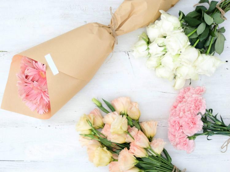 FP单品鲜花包月套餐-首单送花瓶